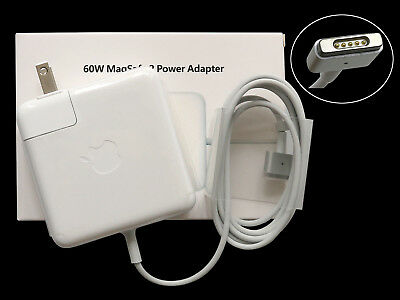 """NEW Original Magsafe2 60W Power charger Adapter for Appl e Macbook pro 13"""" A1435"""