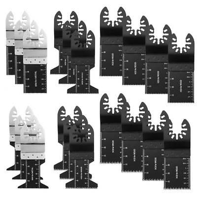 20pc Oscillating Multi Tool Blades Saw Carbide Blade Set For Makita Dewalt Bosch