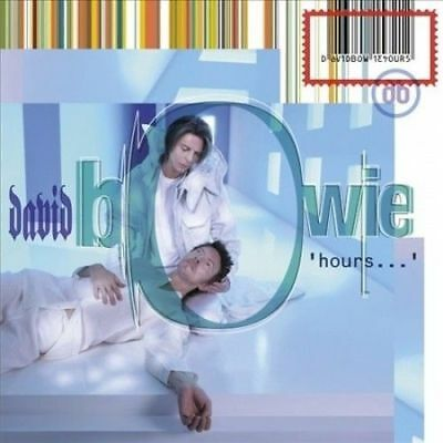 David Bowie: Hours – 10 Track Cd, Lenticular Cover