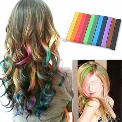 Disposable Light Hair chalk pen Color Permanent Easy Temporary DIY Super Dye UP