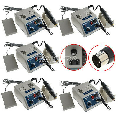 5X Dental Lab Marathon MicroMotor N3 35K RPM Handpiece Polishing Machine SHIYANG