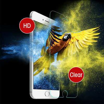 Screen Protector Tempered Glass PREMIUM iPhone 7 Plus/8 Plus - 9h - 100% Clear