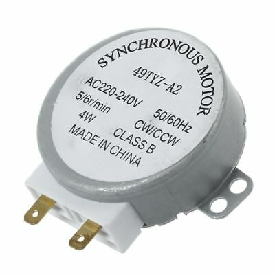 Turntable Synchronous Motor for Microwave Oven Q5R6 J3W3