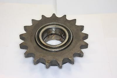MARTIN IDLER SPROCKET 80B17 with McGILL MS51962-26 MI 31 RACE & BEARING 1 15/16