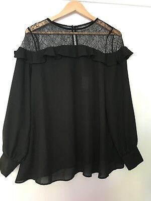 New Look Maternity Top Size 14- Brand New With Tags