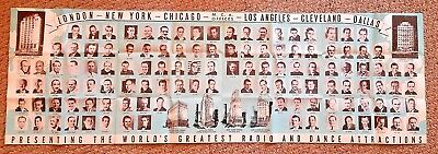 Music Corporation of America Presents World's Greatest Radio & Dance - 1930's