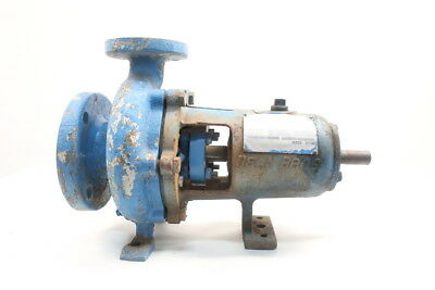 Dean Brothers Pumps PH-201 Stainless Centrifugal Pump 1-1/2x3-6in