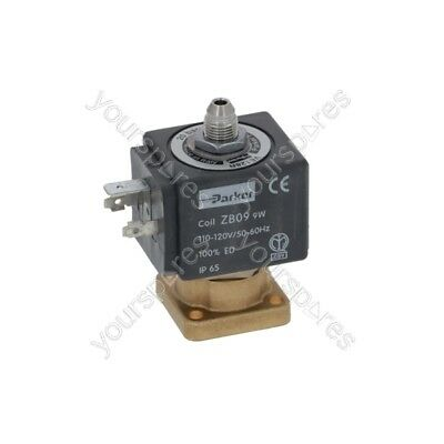 Astoria Cma/Azkoyen/Bezzera/Bfc Coffee Machine 3-way Solenoid Valve Parker 115v