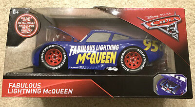 Disney Pixar Cars 3 Fabulous Lightning Mcqueen 1 24 Scale