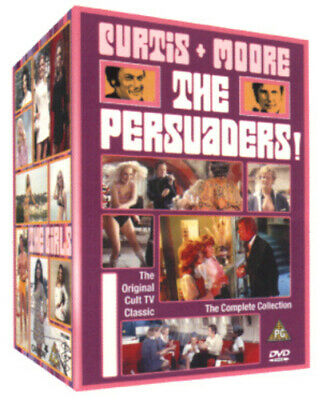 The Persuaders!: Complete Series DVD (2002) Tony Curtis