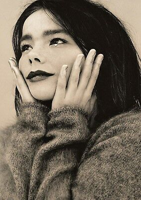"Reproduction ""Bjork"" Poster, Home Wall Art"