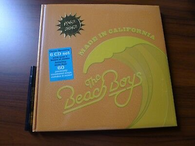 Made In California by The Beach Boys ‎6CD Box Set