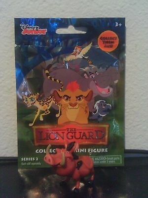 NEW! PUMBAA the Lion Guard series 2 blind bag mini figure, Disney the Lion King