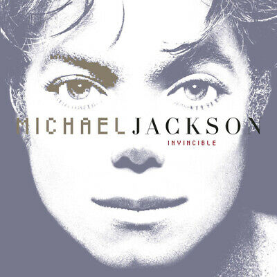 Michael Jackson : Invincible CD (2001) ***NEW*** Expertly Refurbished Product