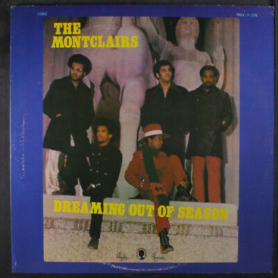MONTCLAIRS: Dreaming Out Of Season LP (corner ding, minor cover wear) Soul