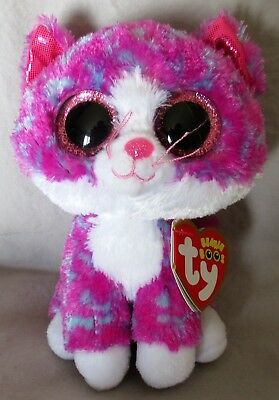 "Charlotte the Cat - Ty 6 "" Beanie Boos - NEW with MINT TAGS - Claire's Exclusive"