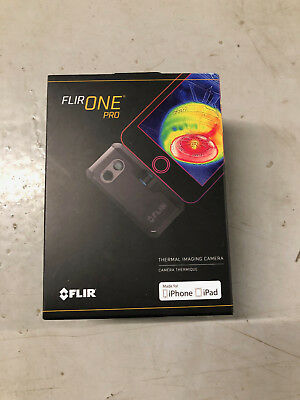 FLIR ONE Pro Thermal Imaging Camera for iOS - (435-0006-02) New!