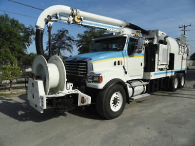 2009 Vac-Con Vactor Vacuum Truck Hydro Excavator Sewer Jetter Combo