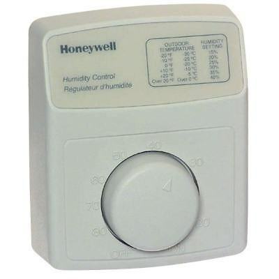 Honeywell  Heating and Cooling  Dial  Humidistat