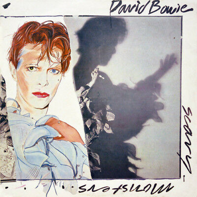David Bowie : Scary Monsters CD (1999) ***NEW***
