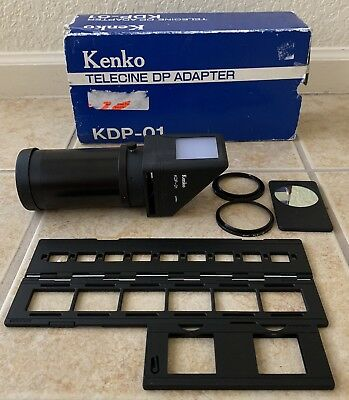 Kenko Telecine DP Adapter KDP-01 Used Good Condition FREE SHIPPING