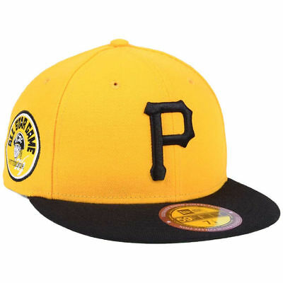 Pittsburgh Pirates MLB Ultimate Patch 1974 All Star Cooperstown Fitted Cap Hat P