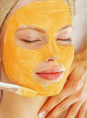 "15% Glycolic Acid,Peel Pumpkin Enzyme Peel Facial Face Mask AHA 7.75"" +Fan Brush"