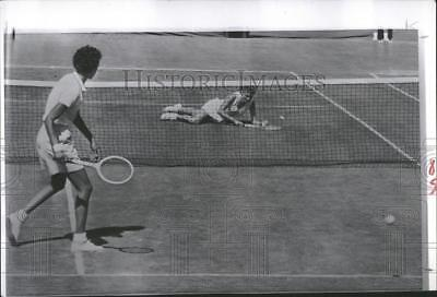 1958 Press Photo Shirley Fry Althea Gibson US Women's - RRQ22179