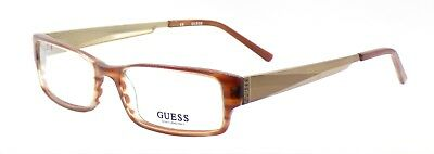 f9a0e5595f GUESS GU1566 BRN Women s Eyeglasses Frames 52-16-145 Brown   Bronze + CASE