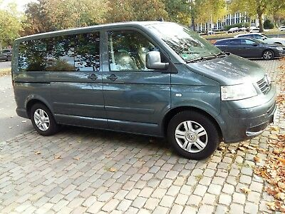 Vw T5 multivan Highline