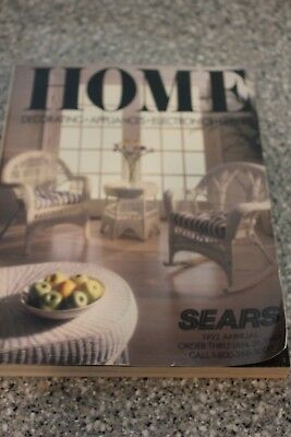 1992 VINTAGE SEARS Home Decorating Annual Catalog Free Fast ...