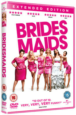 Bridesmaids DVD (2011) Kristen Wiig ***NEW***