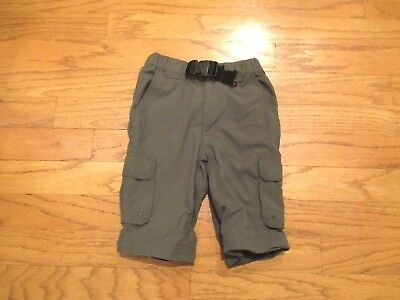 Boys Boy Scouts BSA Switchback Uniform Green Shorts Youth Small