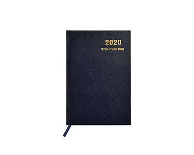 2020 Diary A4,A5, Week to View Diaries Planner Calendar Book,Year Journal