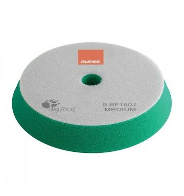 "Rupes 9.BF150J Medium Foam Polishing Pad 150mm (6"")"