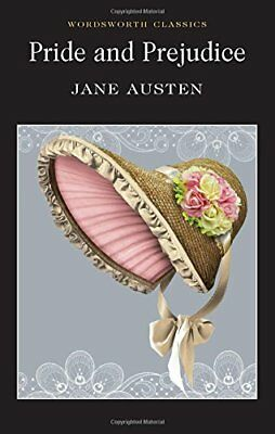 Pride and Prejudice (Wordsworth Classics), Jane Austen, Very Good condition, Boo