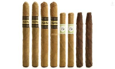 Box of cigars. Bundle of 8 (#268)
