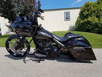 2010 Harley-Davidson Touring  2010 Custom FLTRX Road Glide w/S&S T143 165 HP!!! Gotta go for new Project!