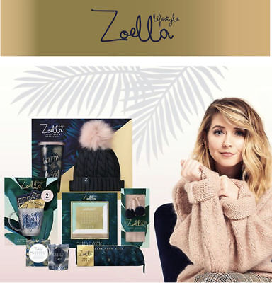 Zoella Lifestyle 2018 Christmas Gift Set - BRAND NEW - ***HOT SELLER***