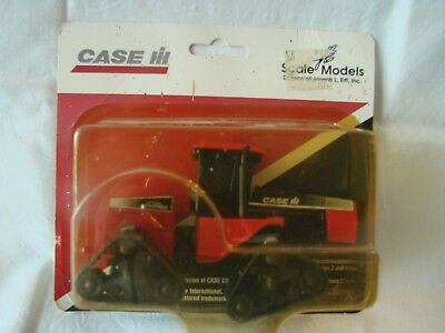 SCALE MODELS  CASE IH  QUAD TRAC  TRACTOR  1/64 scale