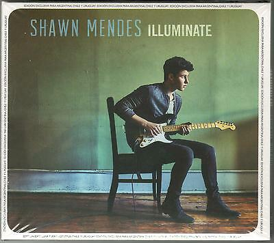 Shawn Mendes Illuminate Deluxe Sealed Cd New