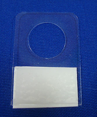 """200 Hole Style Hang Tab with Adhesive Hook Style (3/8"""") Merchandise Price Tags"""