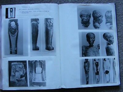 10 Scrap Books Ancient Egypt Photographs Mummies Ramses Drawings Clippings Maps