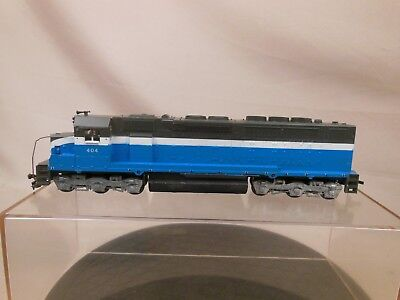 Ho Scale Athearn Great Northern Sdp-40 Locomotive