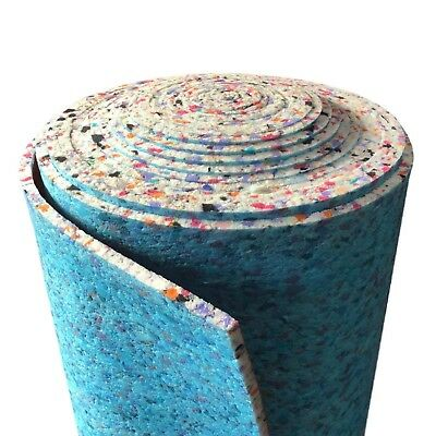 10mm Thick PU Carpet Underlay Any Size Rolls UK Manufactured Luxury Feel CHEAP!