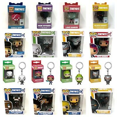 Funko Pop! Games Fortnite Vinyl Figures OR Keychain IN HAND Pick 1 NEW