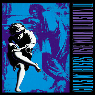 Guns N' Roses : Use Your Illusion II CD (1991) ***NEW*** FREE Shipping, Save £s