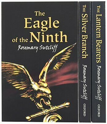 The Eagle of the Ninth Collection Boxed Set by Sutcliff, Rosemary Book The Cheap