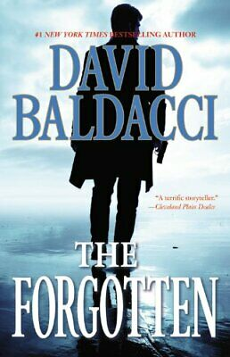 The Forgotten (John Puller) by Baldacci, David Book The Cheap Fast Free Post
