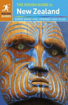 The Rough Guide to New Zealand by Mudd, Tony Book The Cheap Fast Free Post